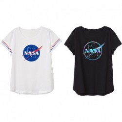 T-SHIRT DAMSKI NASA 53 02 010/009