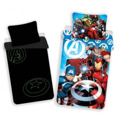 Avengers z efektem świecenia