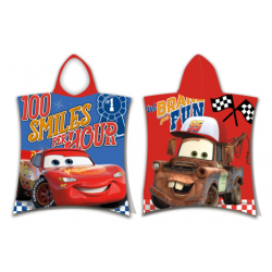 Cars Fun poncho
