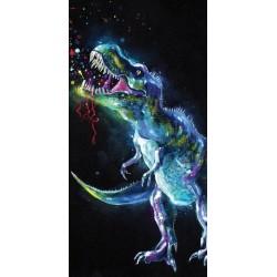 Dinosaur ręcznik plażowy