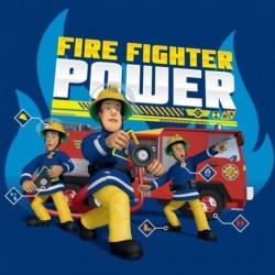 Fireman Sam 02 poduszka cover