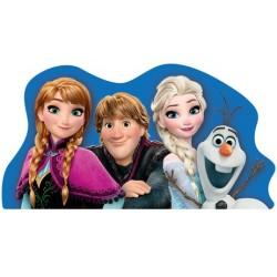 Frozen poduszka kształt