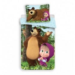 Masha and the Bear Forest