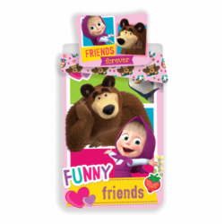 Masha and the Bear Friends