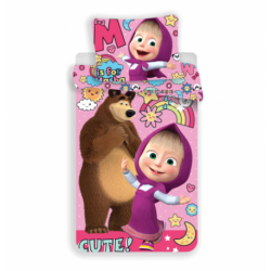 Masha and the Bear Rainbow