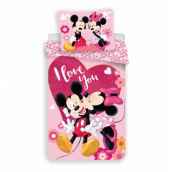Mickey and Minnie Kiss micro