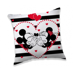 Mickey and Minnie Stripes poduszka
