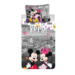 Mickey and Minnie in Roma