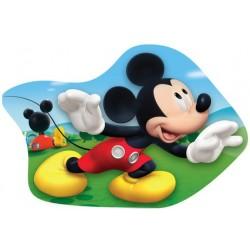 Mickey poduszka kształt