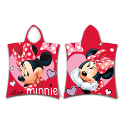 Minnie Love poncho