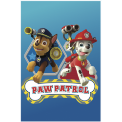 Paw Patrol 104 koc fleece