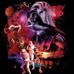 Star Wars Dark Power poduszka cover