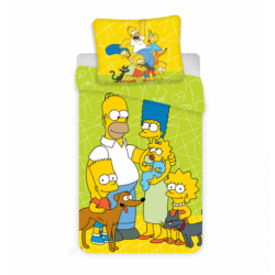 The Simpsons family Green 02
