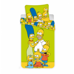 The Simpsons family Green