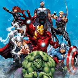 Avengers 02 poduszka cover