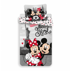 Mickey and Minnie in New York Love (poduszka 50 x 70 cm)