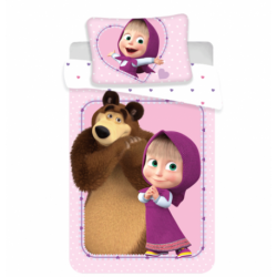 Masha and the Bear baby