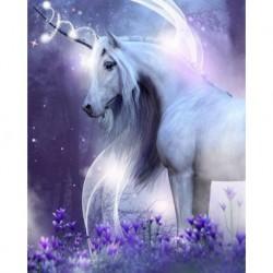 Unicorn microflannel blanket