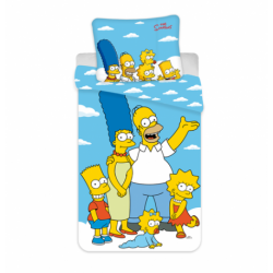 The Simpsons family Clouds 02
