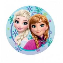 Frozen Sister poduszka kształt