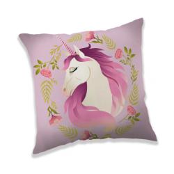 Unicorn Flowers polštářek