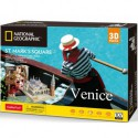 Puzzle 3D National Geographic - Wenecja