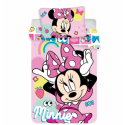 Minnie Pink Square baby