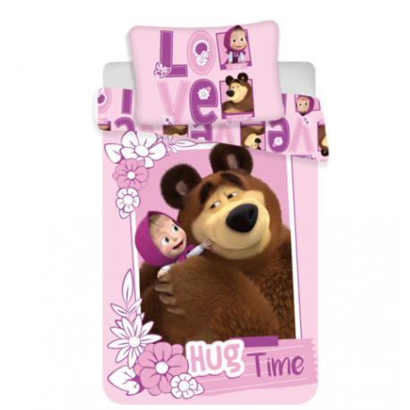 Masha and the Bear Love baby