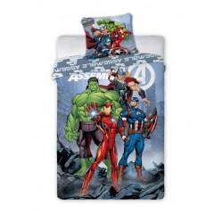 Pościel Avengers 033 140/200+70/90