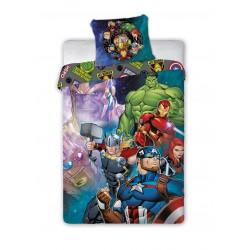Pościel Avengers 054 140/200+70/90