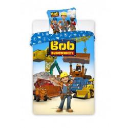 Pościel Bob Builder 006 140/200+70/90