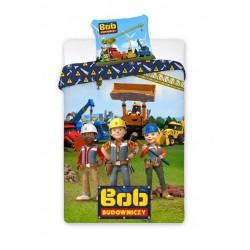 Pościel Bob Builder 007 140/200+70/90