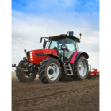 Tractor Red microflannel blanket